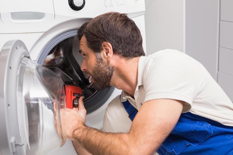 стиральная машина зависает