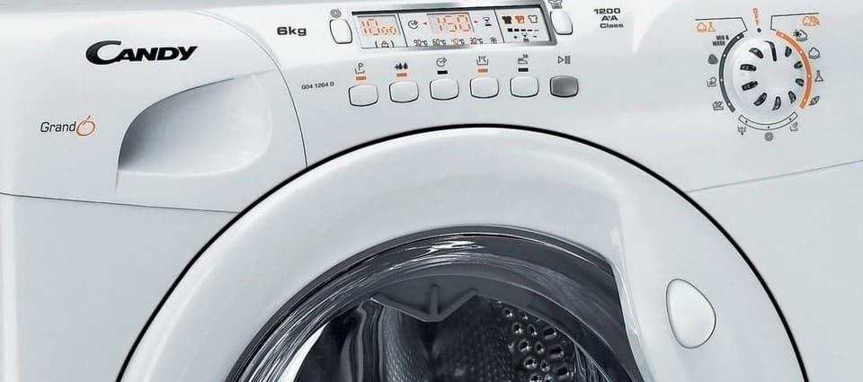 Ошибка E08 в стиральной машине Candy