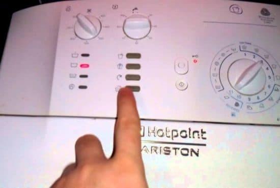 Ошибка F12 в стиральной машине Аристон или Хотпойнт-Аристон